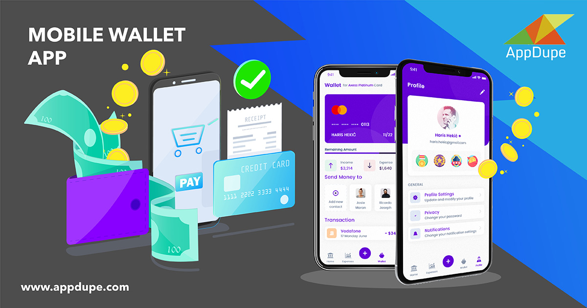 [Download Now]  Developing E-wallet App Is The Future Of Online Payments