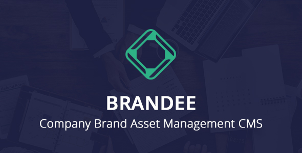 Brandee – Company Brand Asset Management CMS [Nulled Script Download]