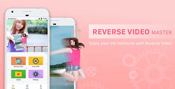 Reverse Video & Loop Video Android [Nulled Free Download]