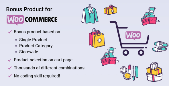Bonus Product for WooCommerce [Nulled Free Download]