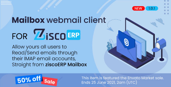 Mailbox – e-mail client for ZiscoERP [Nulled Script Download]